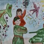 Василевская Елизавета, 9 лет НОШ №39