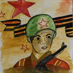 Калугина Елизавета, 8 лет СОШ №8