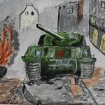 Кудрявцев Кирилл, 8 лет СОШ №26