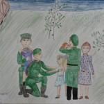Намсараева София, 10 лет СОШ №26